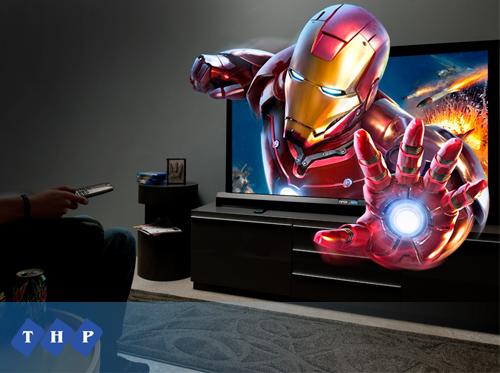 Máy chiếu Optoma HD26 3D