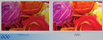 Công nghệ xử lý màu sắc BrilliantColor