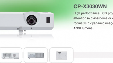 Hitachi CP – X3030WN
