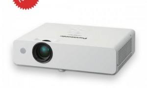 Panasonic  PT - LB300