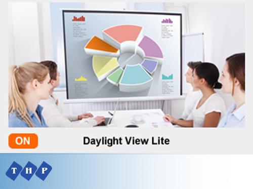 Máy chiếu Panasonic PT-LB330 Daylight view lite