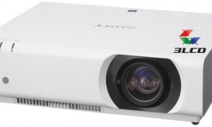 may chieu Sony VPL-CX235 gia re ha noi