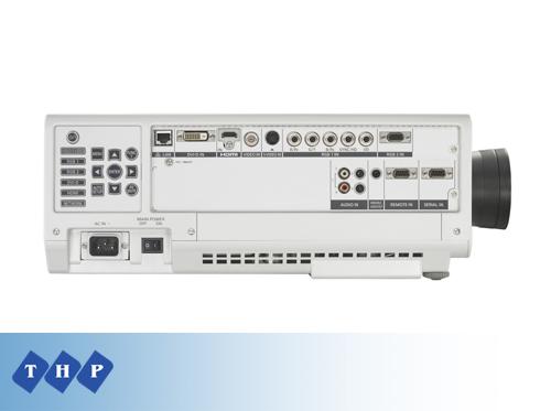 Máy chiếu Panasonic PT-DX500E kết nối