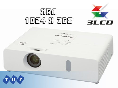 Máy chiếu Panasonic PT-VX42Z 3LCD XGA