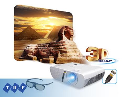 Máy chiếu Viewsonic PJD5155L 3D