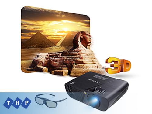 Máy chiếu VIEWSONIC PJD5255L 3D