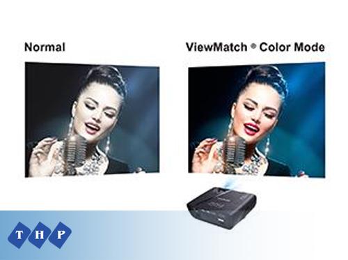 Máy chiếu viewsonic pjd5555w mode