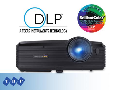 Máy chiếu Viewsonic Pro8520HD DLP Brilliantcolor