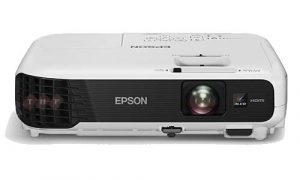 may chieu epson eb-x36