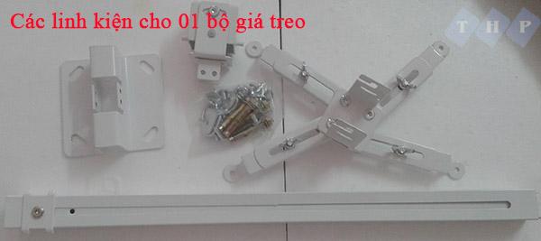 Cách treo máy chiếu lên trần