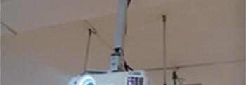Hướng dẫn lắp đặt máy chiếu treo trần