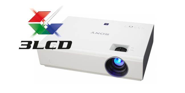 Sony VPL-DX241 công nghệ 3LCD