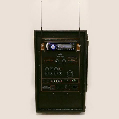 Bảng điều khiển phía sau LAB A820