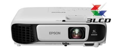 May chieu epson eb-u42