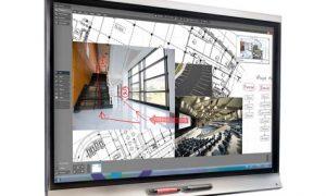 Màn hình cảm ứng Smartboard 6075 giá rẻ