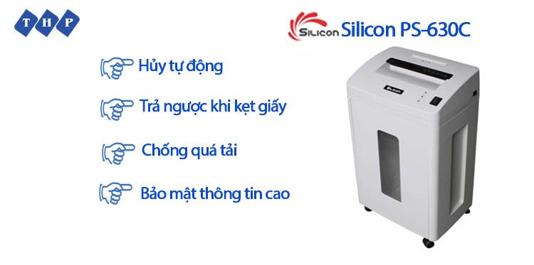 2-may huy tai lieu Silicon PS-630C