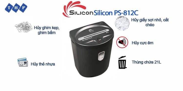2-may huy tai lieu Silicon PS-812C