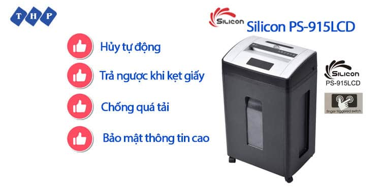 2-may huy tai lieu Silicon PS-915LCD