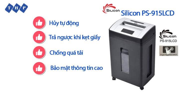 2-may huy tai lieu Silicon PS-915LCD