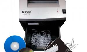 Máy hủy giấy HPEC C2112