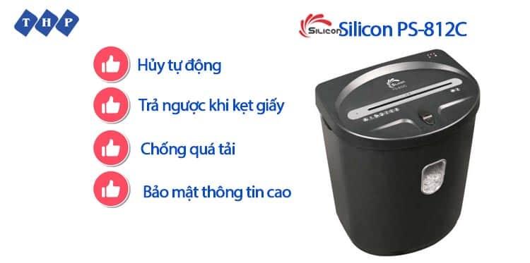 may huy tai lieu Silicon PS-812C
