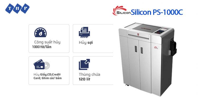 may huy tai lieu Silicon PS-1000C