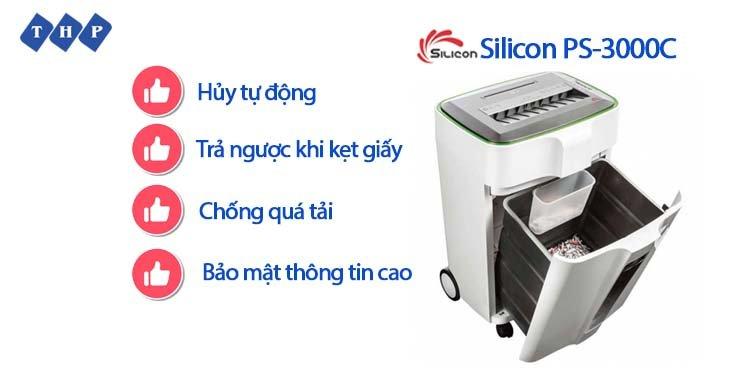 may huy tai lieu Silicon PS-3000C