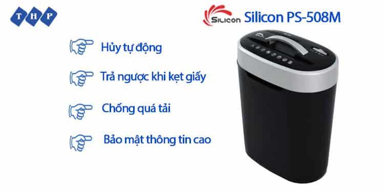 may huy tai lieu Silicon PS-508M