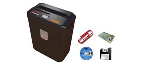 Máy huỷ tài liệu Silicon PS-800C Chính hãng
