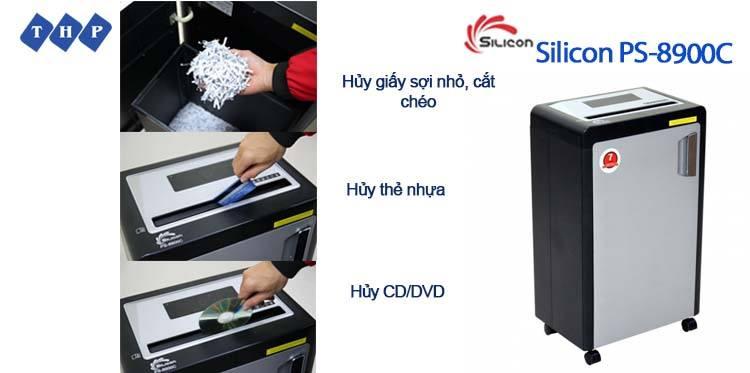 may huy tai lieu Silicon PS-8900C