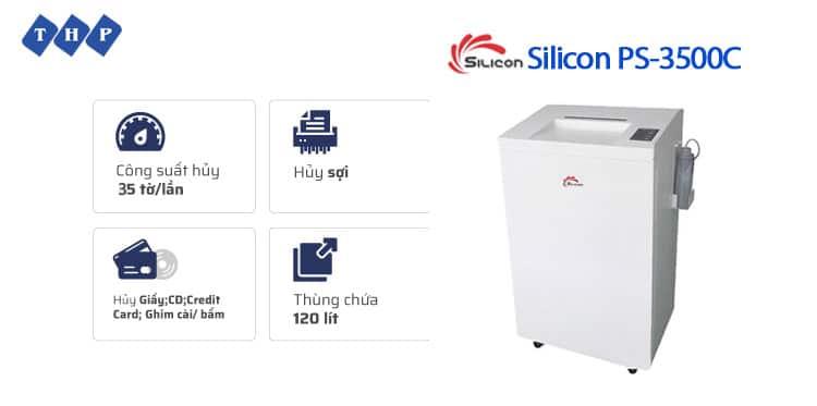may huy tai lieu Silicon PS-3500C