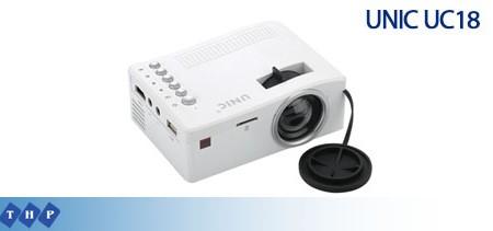 Máy chiếu Mini UNIC UC18 – tanhoaphatcorp.vn