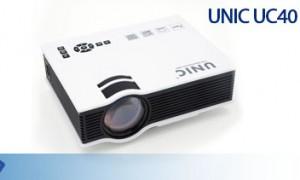 Máy chiếu Mini UNIC UC40 Plus-tanhoaphatcorp.vn