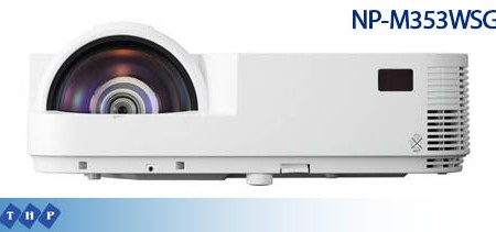 Máy chiếu NEC NP-M353WSG-tanhoaphatcorp.vn