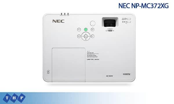 may chieu nec np-mc372xg-4- tanhoaphatcorp.vn