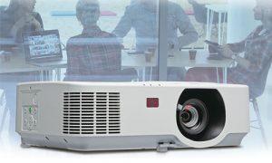 Máy chiếu NEC NP-P554WG -chungtamua.com