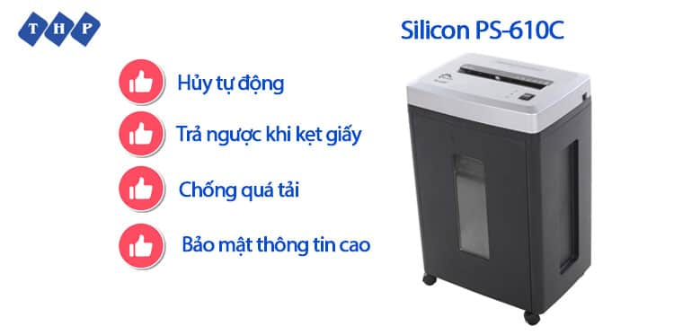 2-may huy tai lieu Silicon PS-610C