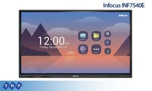 Màn hình tương tác Infocus INF7540E - tanhoaphatcorp.vn