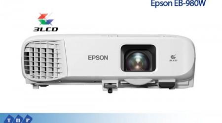 Máy chiếu Epson EB-980W – tanhoaphatcorp.vn