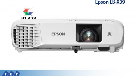 Máy chiếu Epson EB-X39 – tanhoaphatcorp.vn