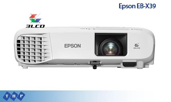 Máy chiếu Epson EB-X39 - tanhoaphatcorp.vn