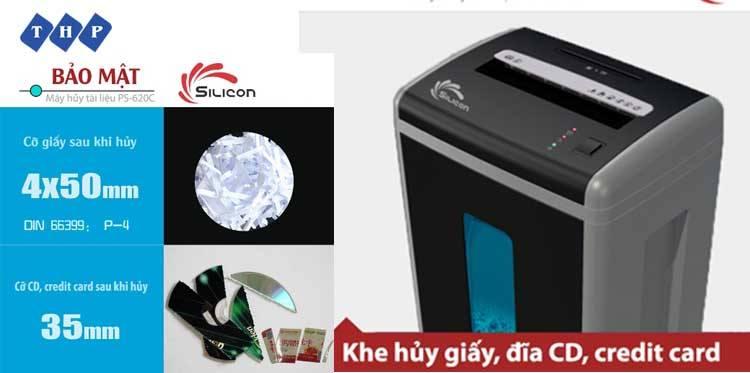 may huy tai lieu Silicon PS-620C