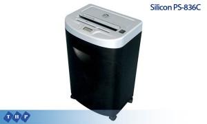 Máy hủy tài liệu Silicon PS-836C