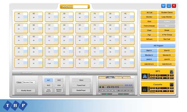Phòng học ngoại ngữ IK670-Ikonnet-tanhoaphatcorp.vn