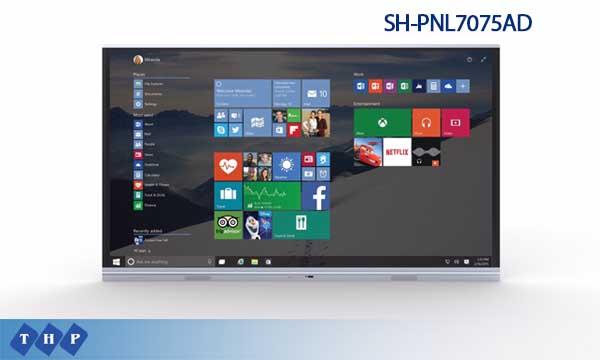 Bảng điện tử cảm ứng tương tác Sharpeyes SH-PNL7075AD - tanhoaphatcorp.vn