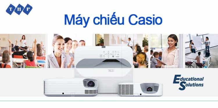 may chieu Casio-giai phap cho giao duc-tanhoaphatcorp.vn