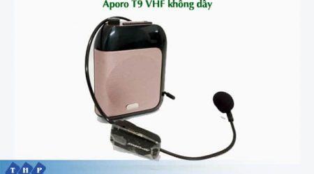 Máy trợ giảng Aporo T9 VHF