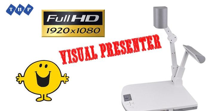 Hình ảnh chất lượng cao máy chiếu vật thể yesvision Ts-P320S