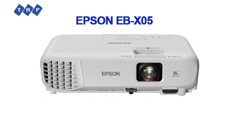 May chieu Epson EB-X05