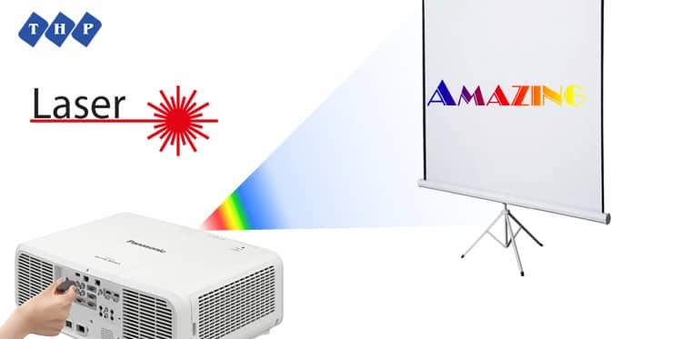 chất lượng hình ảnh hoàn hảo của công nghệ máy chiếu laser